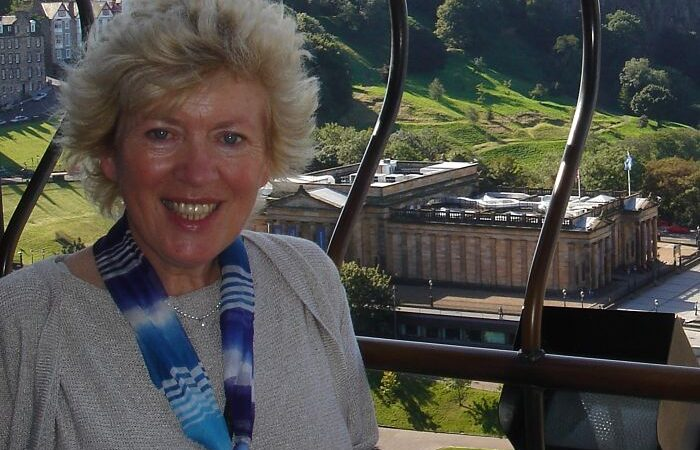 Mary Hopkins ESF Participant