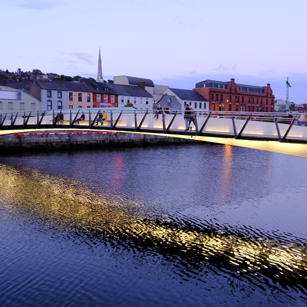 Mary Elmes Bridge Cork City
