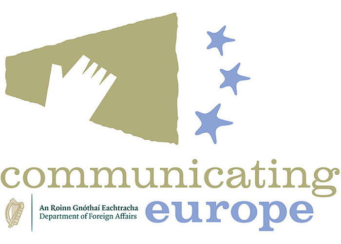 Communicating Europe Initiative Logo