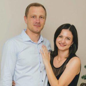 PAT Participants - Vlad and Victoria